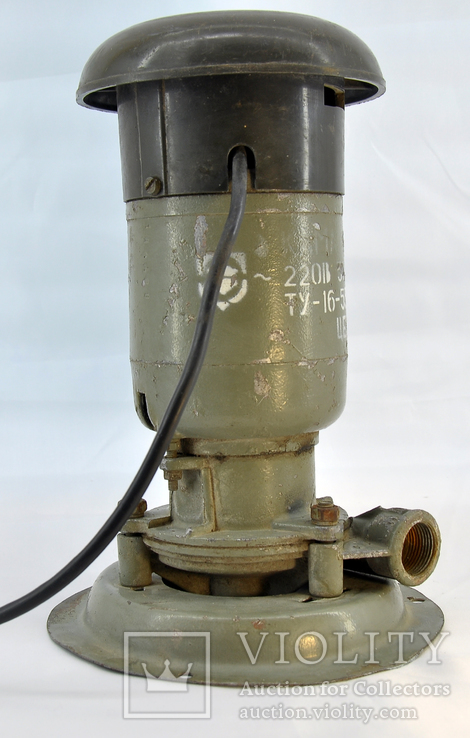 Водяной насос КАМА-5, фото №5