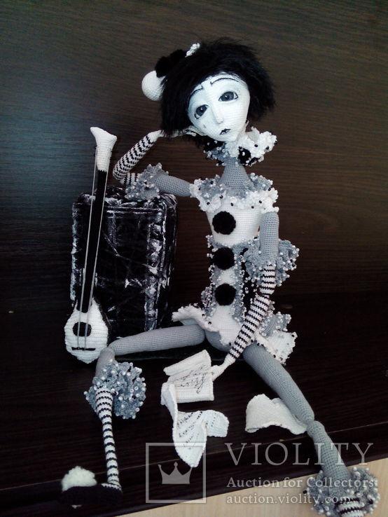 Интерьерная кукла, фото №7
