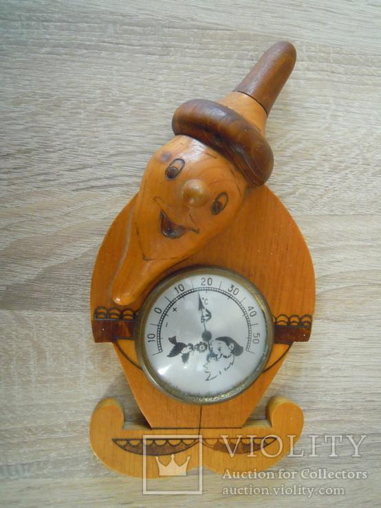 Термометр настінний, фото №2