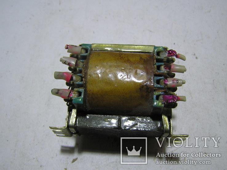 Трансформатор импульсный. Б/у., фото №5