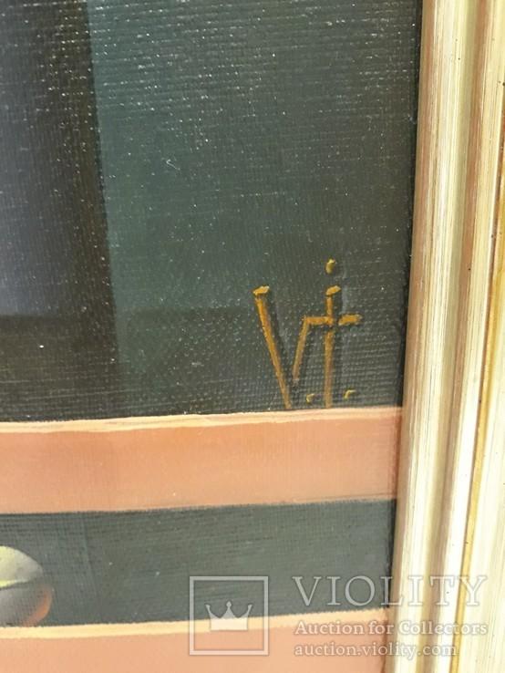 Иванов В.С.80х64 см., Работы в разных собраниях., фото №6