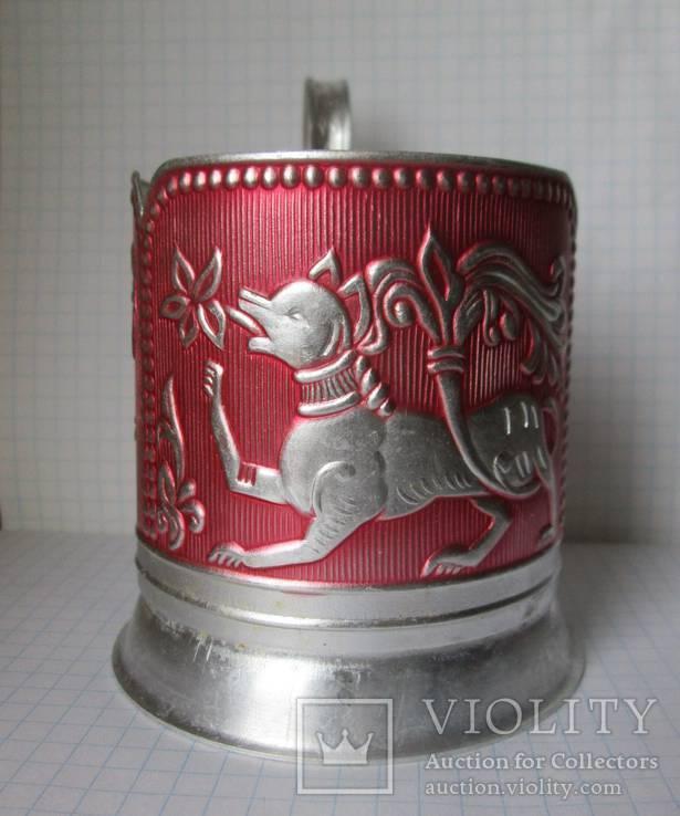 """Подстаканник СССР """" Китайский"""", фото №3"""