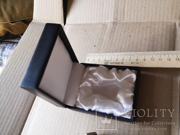 Коробочка сувенир для ювелирного украшения, фото №2