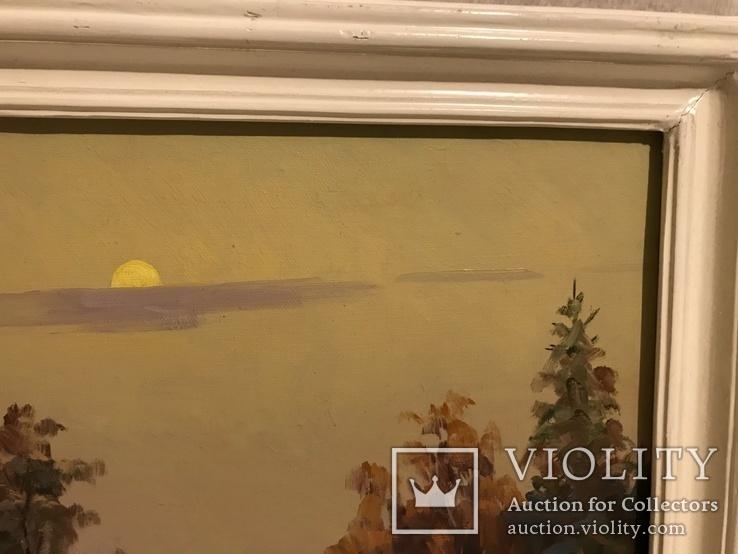 Картина 50х70см холст масло, фото №7