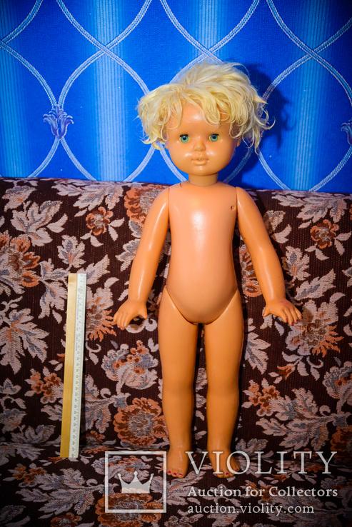 Кукла на резинках высокая, фото №3