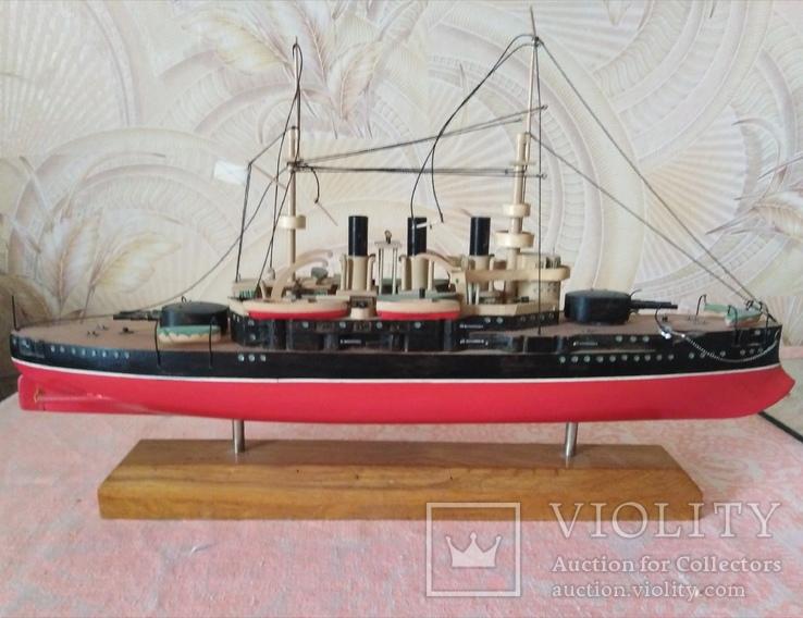 Масштабная модель Князь Потемкин-Таврический. В связи с не выкупом., фото №2