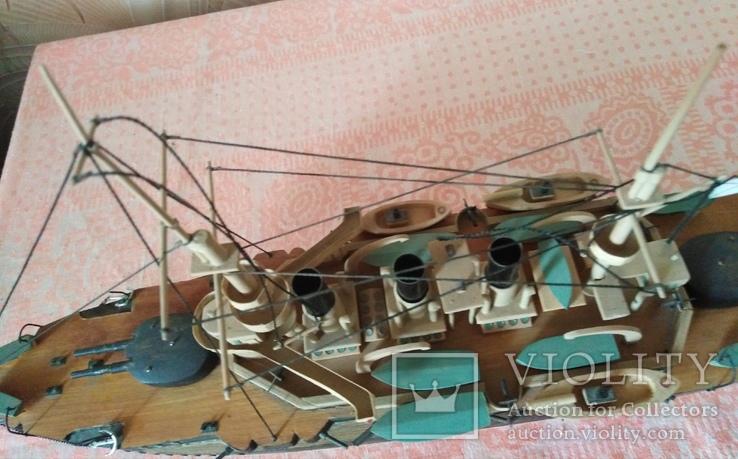 Масштабная модель Князь Потемкин-Таврический. В связи с не выкупом., фото №3
