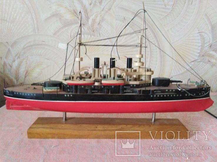 Масштабная модель Князь Потемкин-Таврический. В связи с не выкупом., фото №6