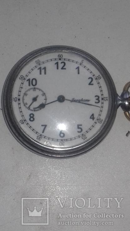 ce1fd1194 Немецкие карманные часы Junghans - «VIOLITY» Auction for collectors