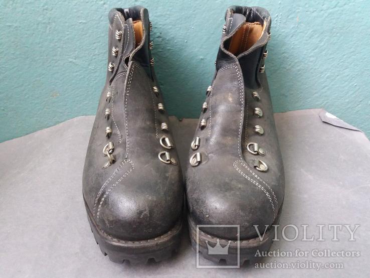 Армейские ботинки HENKE, фото №2