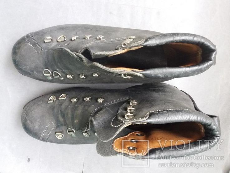 Армейские ботинки HENKE, фото №4