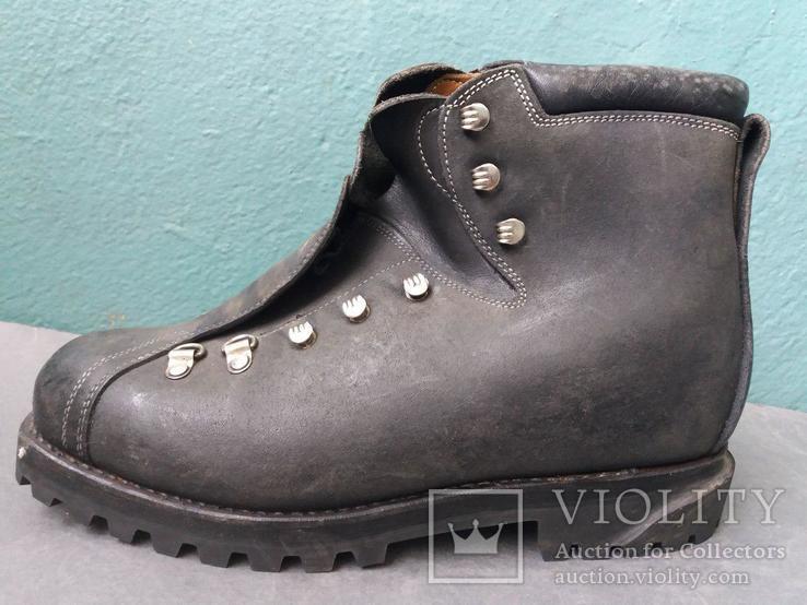 Армейские ботинки HENKE, фото №6