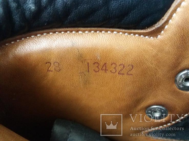 Армейские ботинки HENKE, фото №10
