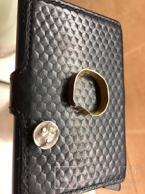 Перстень AU, фото №4