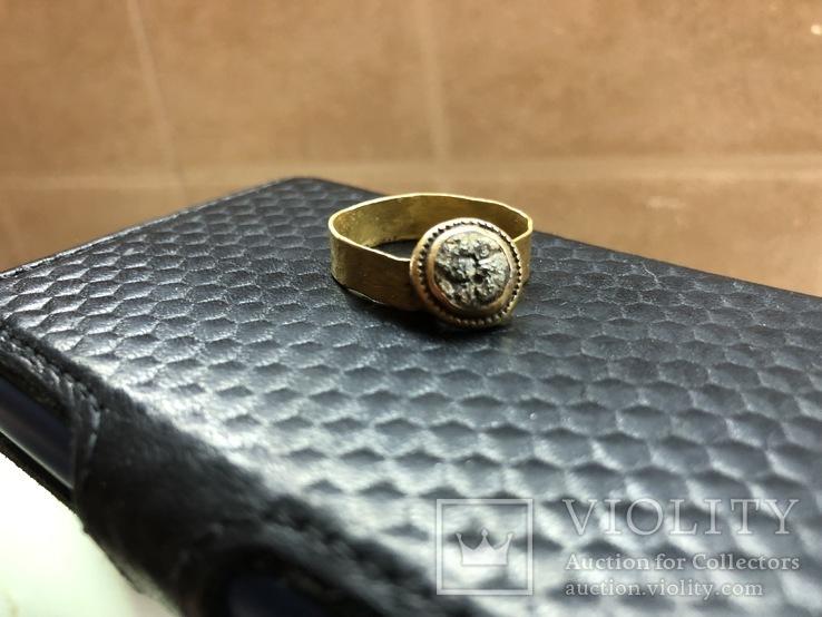 Перстень AU, фото №5