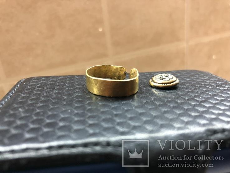 Перстень AU, фото №7