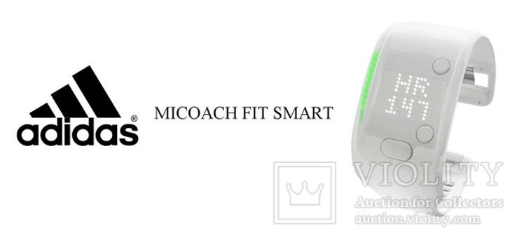 Швейцарский нож Victorinox Ranger Grip 68 (0.9553.C) + Фитнес браслет Adidas Fit Smart, фото №5