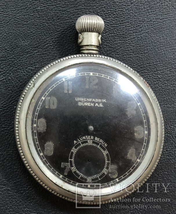 Карманные часы времен 3-го Рейка.