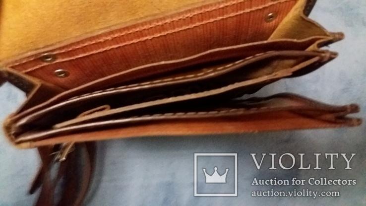 Планшет + бонус (кожаные ремни), фото №5