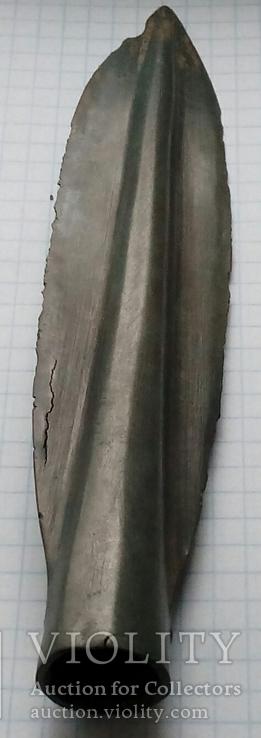 Наконечник списа 15-13 віків до н.е. Сабатинівскої групи, фото №3