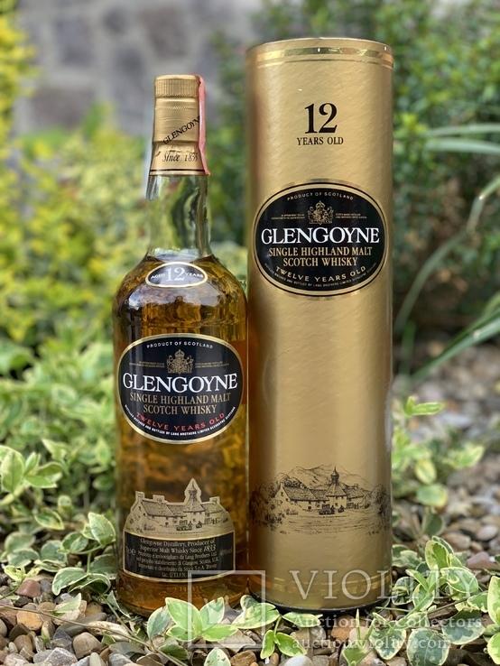 Whisky Glengoyne 12 1990/00s