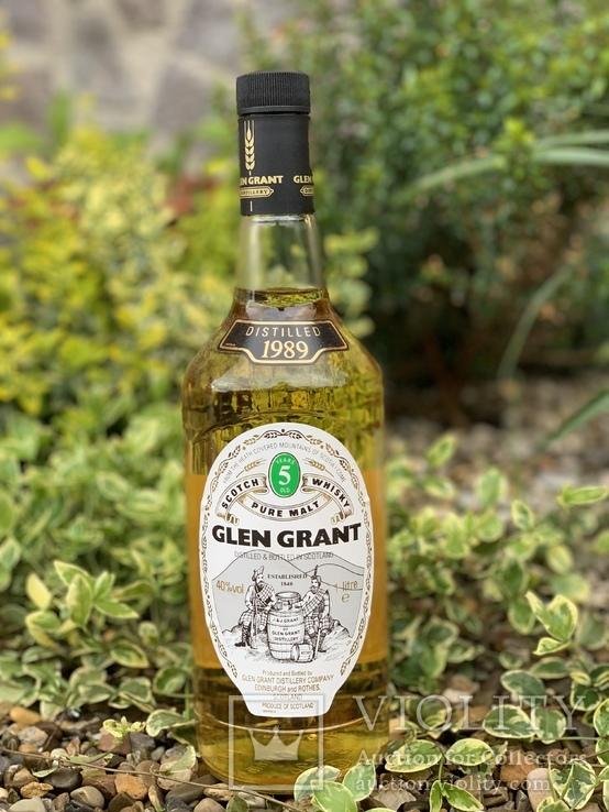 Whisky Glen Grant 1989