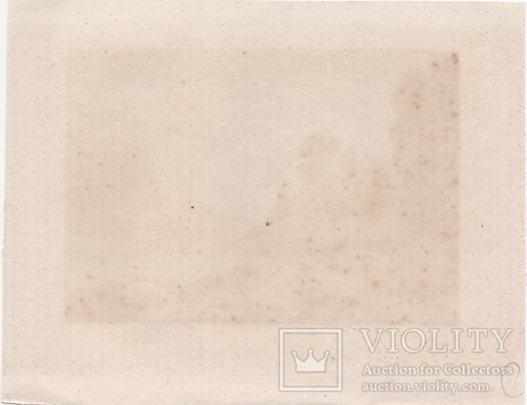 Старинная гравюра. 1862г. Энгельберг. Швейцария., фото №4