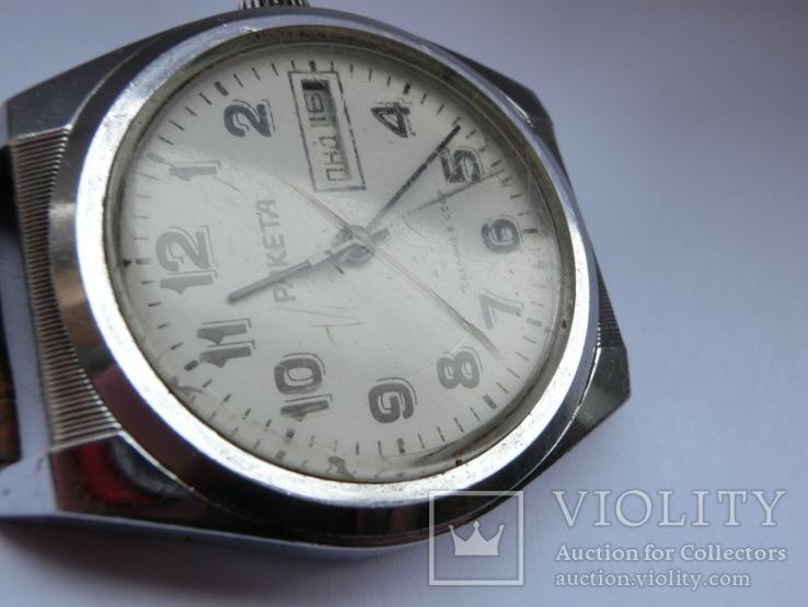 Часы Ракета, фото №8