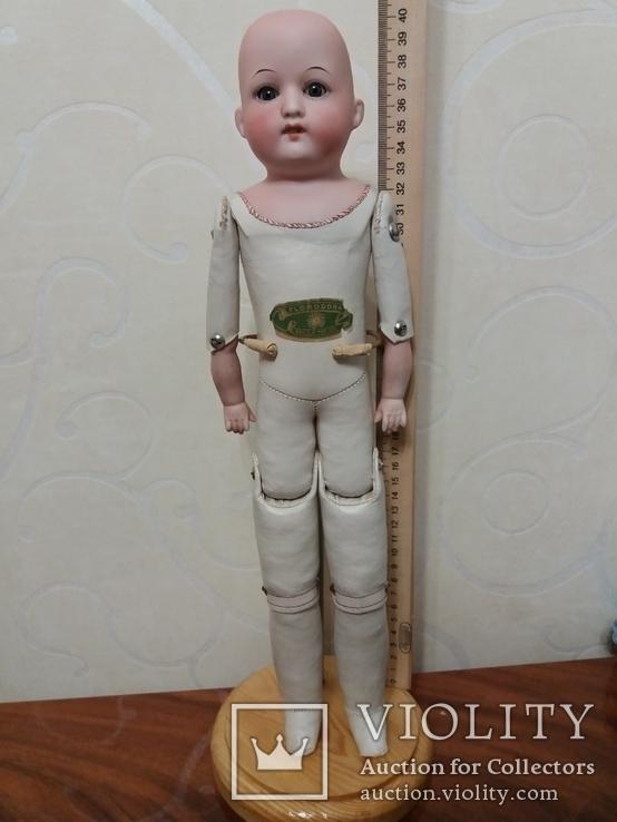 Антикварная кукла Германия 1900-1920гг(целая)
