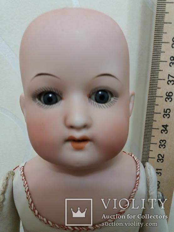 Антикварная кукла Германия 1900-1920гг(целая), фото №3
