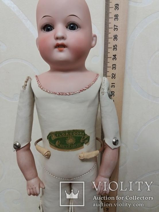 Антикварная кукла Германия 1900-1920гг(целая), фото №4
