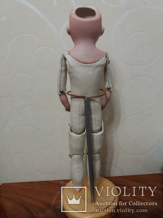 Антикварная кукла Германия 1900-1920гг(целая), фото №8