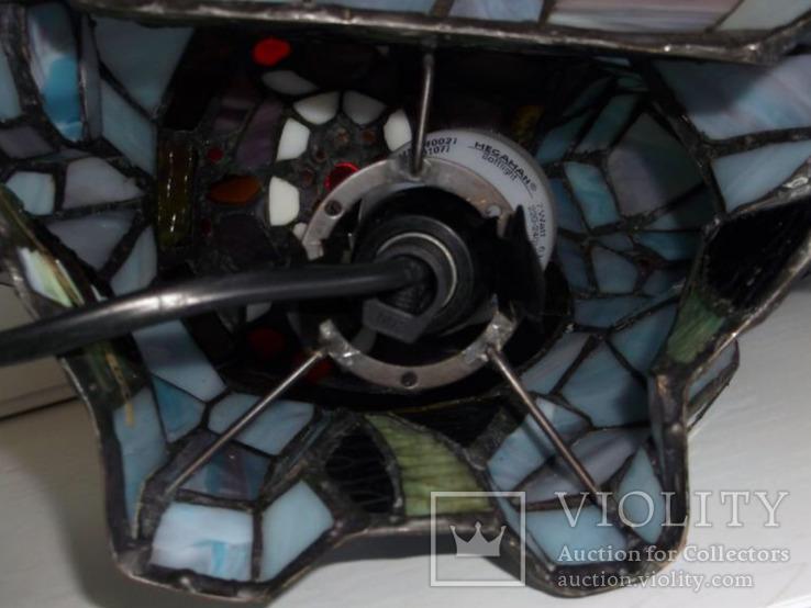 Светильник в стиле «Тиффани». Винтаж. Европа., фото №12