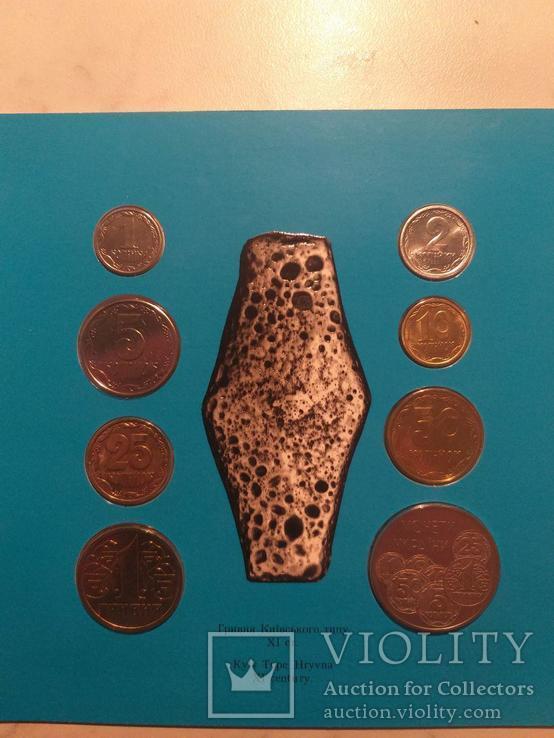 Набор монет Украины 1996 года., фото №5