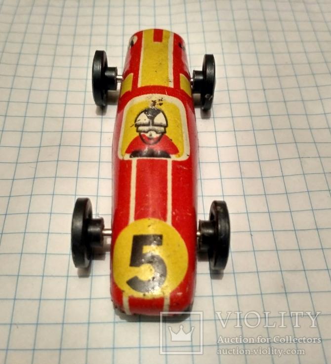 Гоночная машинка СССР, фото №3