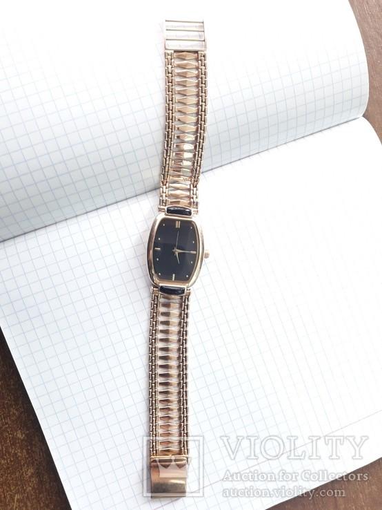 Часы мужские золотые (японский механизм)