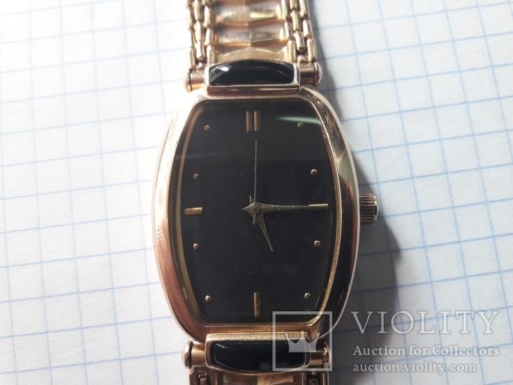 Часы мужские золотые (японский механизм), фото №3