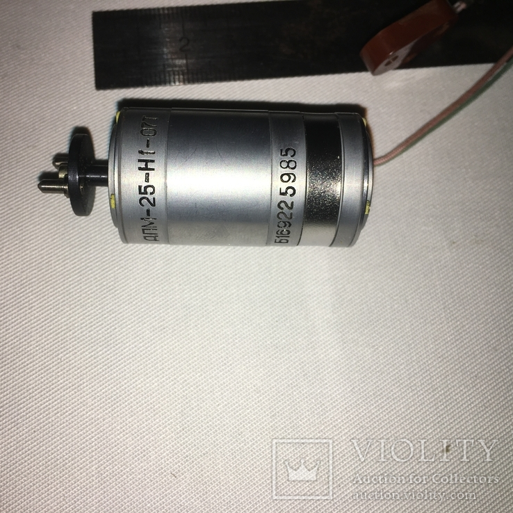 Двигатель 2  ДПМ 25 Н1-07Т для Елки Непера, фото №3