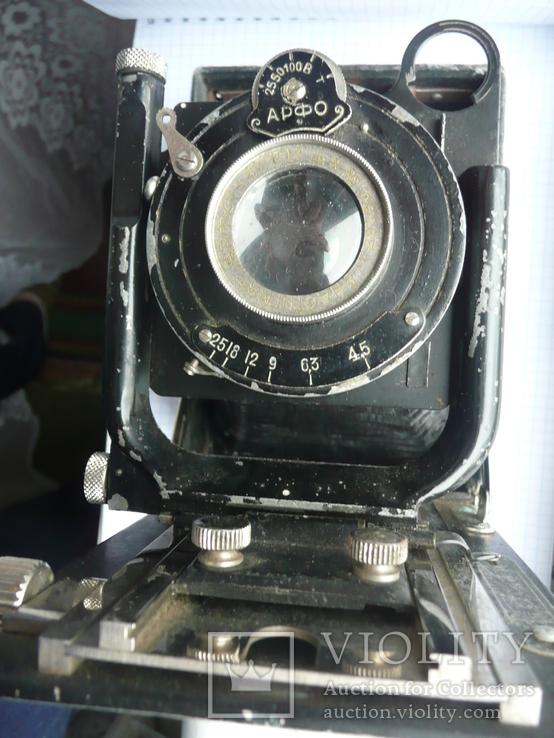 Фотокор1, объектив Арфо анастигмат №09085