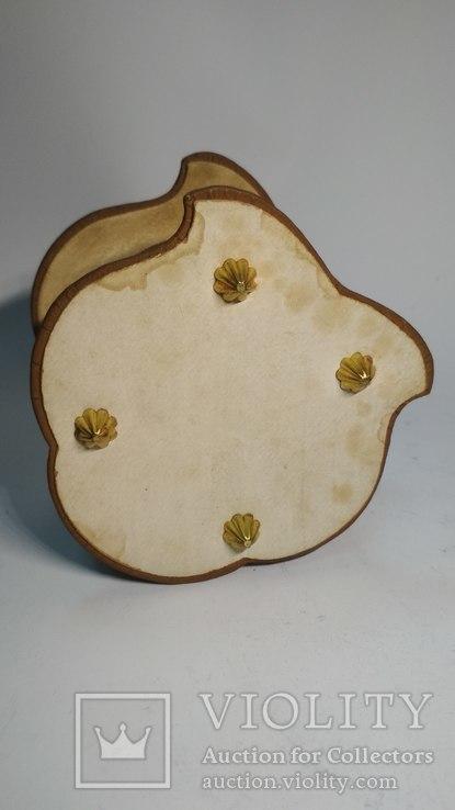 Старинная шкатулка для украшений, фото №7