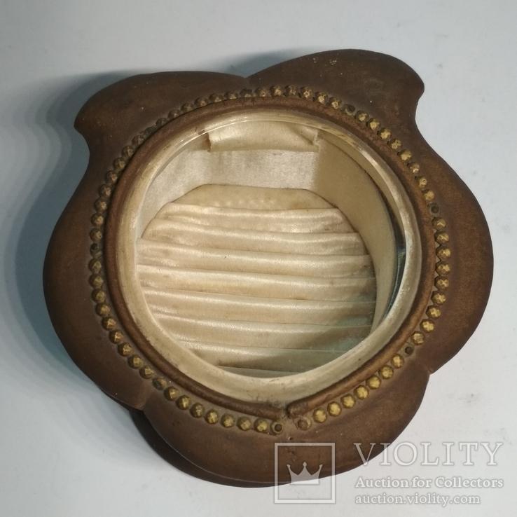 Старинная шкатулка для украшений, фото №11