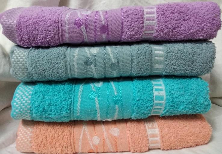 Набор лицевых полотенец 4шт