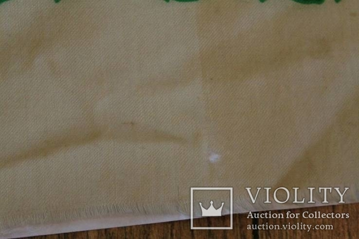 Шерстяной платок №9, фото №8