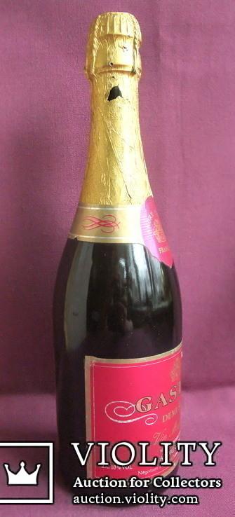 Вино GASTON ANDRE - DEMI SEC. Франция., фото №10