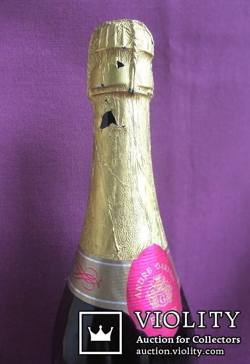Вино GASTON ANDRE - DEMI SEC. Франция., фото №11