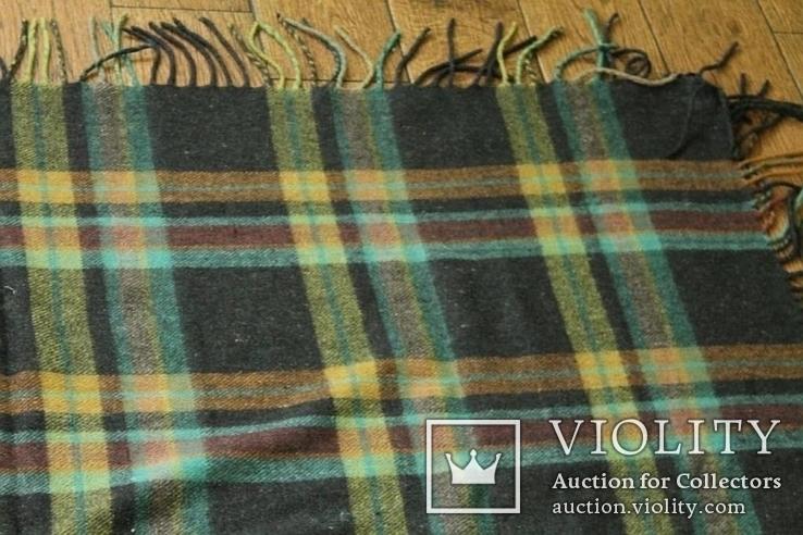 Большой шерстяной платок №3, фото №5