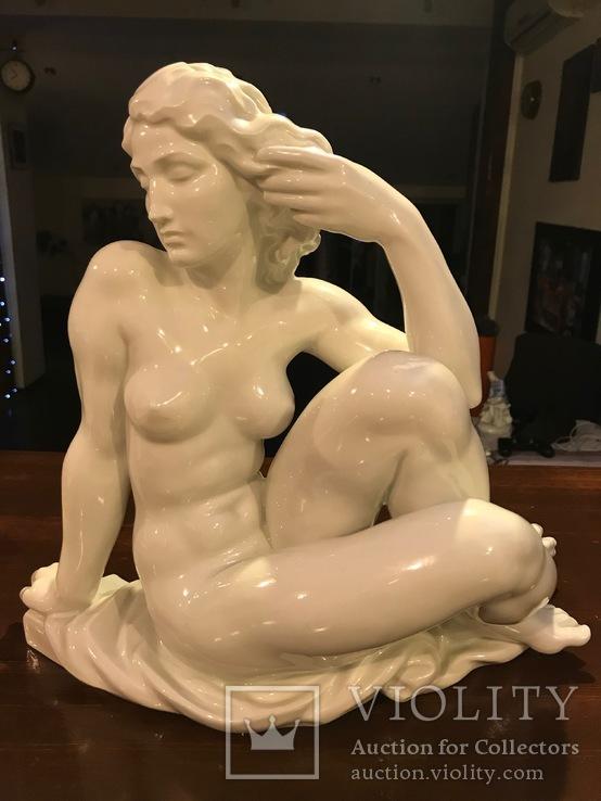 Скульптура ''Обнаженная''1940 Meissen