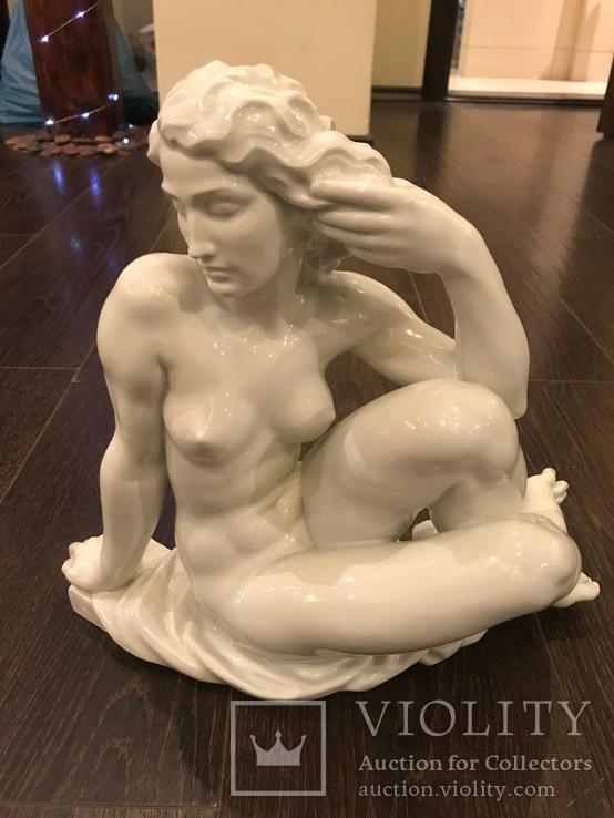 Скульптура ''Обнаженная''1940 Meissen, фото №3