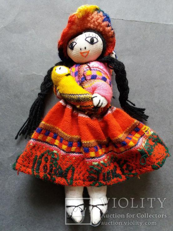 Куклы разные. 3 шт., фото №4