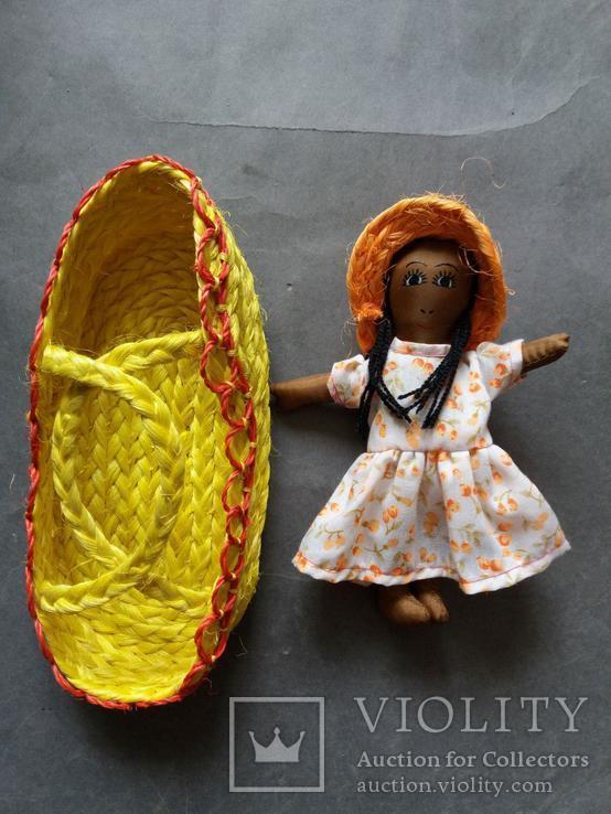 Куклы разные. 3 шт., фото №9